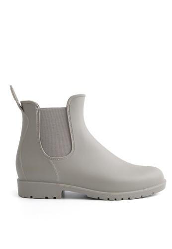 Twenty Eight Shoes Riding rain boot 902 E60AASH4BEAD09GS_1