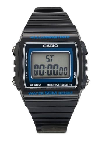 W-215H-8AVDF 數碼樹脂手錶, 錶類, 飾品尖沙咀 esprit outlet配件