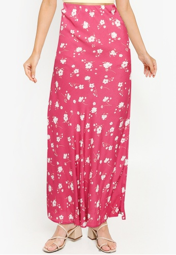 Cotton On pink All Day Slip Skirt 60056AA1576101GS_1