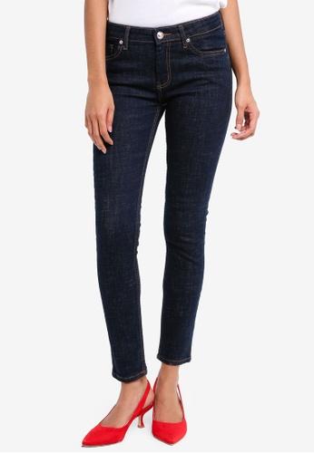 Mango blue Skinny Olivia Jeans 393DAAAACE448DGS_1