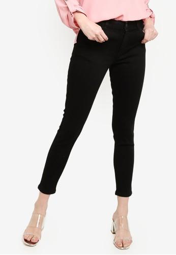 Dorothy Perkins black Petite Alex Jeans E893BAA0DE32A3GS_1