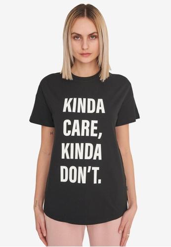 Noisy May black Wendy Kinda T-shirt 5591FAAF43F41EGS_1