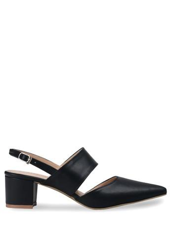 CLAYMORE black Sepatu Claymore MZ - 1736 Black 81F77SH3B14BFEGS_1