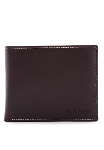 Alberto brown Awtc 17s Sei-Cas Coffee Wallets AL375AC0KHYXPH_1