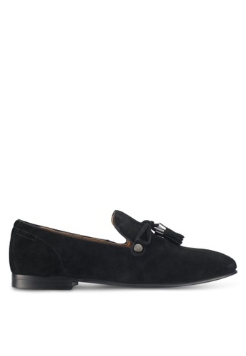 ALDO black Mccrery Loafers, Moccasins & Boat Shoes 819D1SHCD2ABBCGS_1