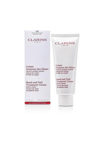 Clarins CLARINS - Hand & Nail Treatment Cream 100ml/3.3oz 84A01BEA65BA0BGS_1