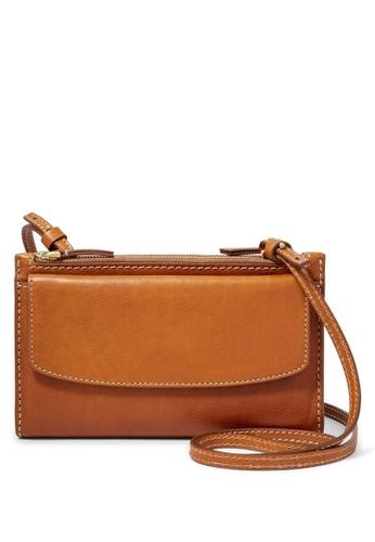 Fossil brown Mini Bag Sling Bag SLG1004798 F78DCACBF85477GS_1