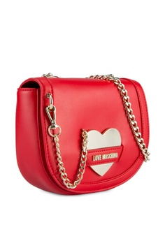 Love Moschino PATCHES Sandales pink with gold studs zTcrSOSs