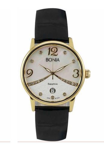 BONIA black Bonia - B10031-2259V - Jam Tangan Wanita - White BO710AC01WDUID_1