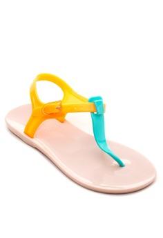 Ella Flat Sandals