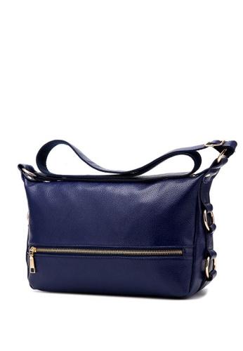 TCWK blue Ladies Sling Bag TC258AC53JBQMY_1