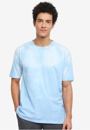 Factorie 多色 暈染短袖T恤 4B447AAF1233D3GS_1