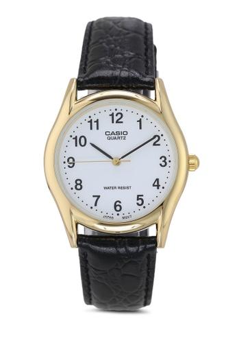 Casio black Casio MTP-1094Q-7B1 Watch 9B8AEACF8AF28BGS_1