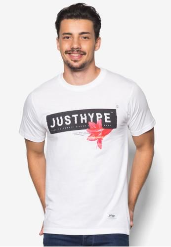圖文設計純棉Tesprit 台北EE, 服飾, T恤