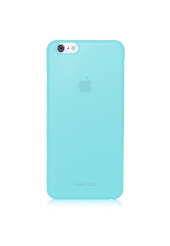 Monocozzi blue Lucid Slim - Ultra Slim Shell Case For iPhone 6s   MO983AC31WBOHK_1