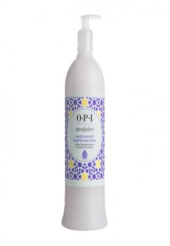 O.P.I AVL06 - Avojuice - Vanilla Lavender 600ml (20o.z) D2AB6BE3179ADEGS_1