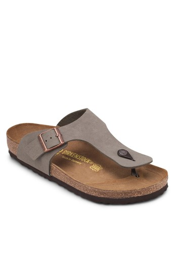 Ramsesesprit outlet 家樂福 夾腳平底涼鞋, 鞋, 涼鞋及拖鞋