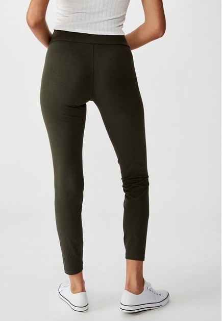 Shop Cotton On High Waisted Dylan Leggings Online On Zalora Philippines