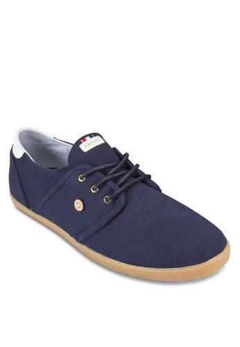 zalora 評價扣飾拼接休閒鞋, 鞋, 鞋