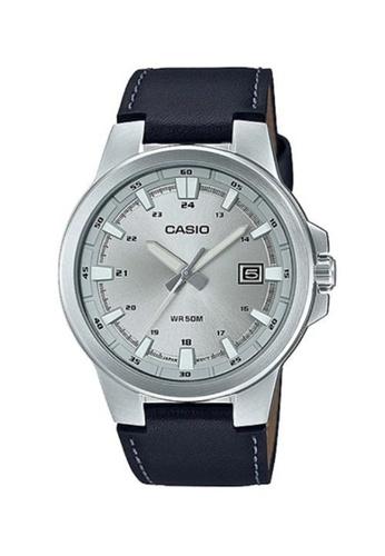 Casio black Casio Classic Fashion Watch (MTP-E173L-7A) E48B7AC7312FE2GS_1