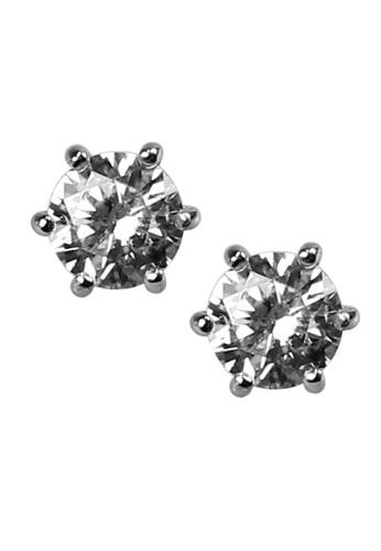The LoveMark silver Silhana Silver Earrings TH516AC33BZAPH_1