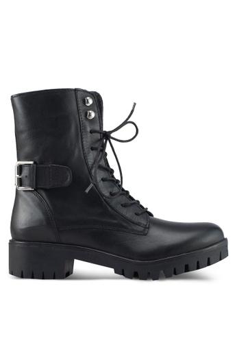 ALDO black Salmo Boots 452F3SHA9380D4GS_1