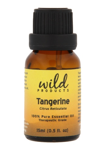 Wild Products Tangerine Essential Oil (Citrus Reticulata) - 15 ml B20E6BEC89C16EGS_1