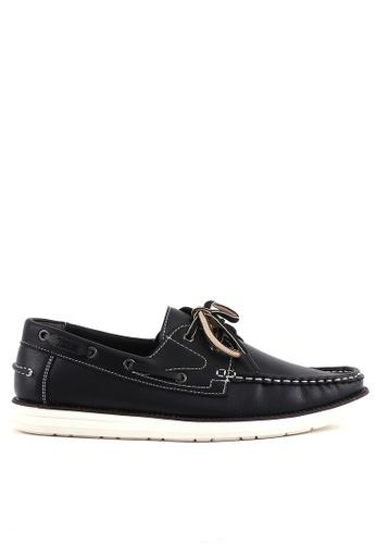7soles black Bryne Casual Shoes A507CSHB448B9BGS_1