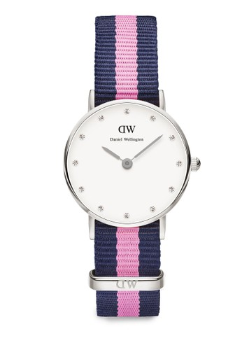Classy Winchester 26mm 鑲鑽手錶, 錶類,esprit 品牌 飾品配件