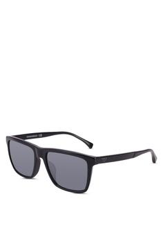 afdf69234433 Emporio Armani black Emporio Armani EA4117F Sunglasses B224AGL2DC703EGS 1