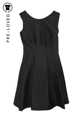 Kate Spade black Pre-Loved kate spade Black Cocktail Dress B60CDAA5C8F3C1GS_1