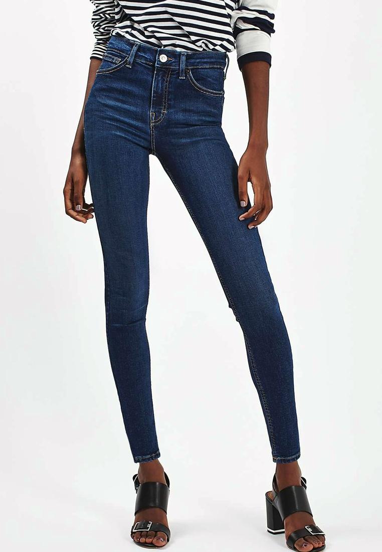 Indigo MOTO Jeans Indigo TOPSHOP Jamie 5O7xCwxq