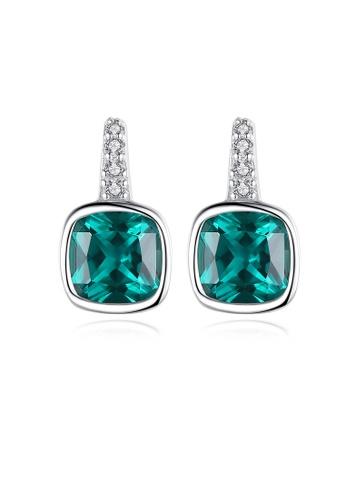 SUNRAIS silver High quality Silver S925 silver simple design earrings B5B2BACA8F5FB8GS_1