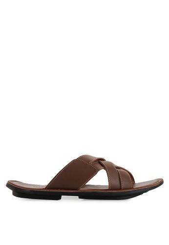 MARC & STUART Shoes brown Bryan 5 MA456SH72MFJID_1