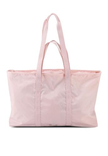 Under Armour pink UA Favorite 2.0 Tote Bag 364D3AC2205E63GS_1