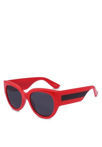 ALDO red Ulaenia Sunglasses AF4D5GLA4857AFGS_1