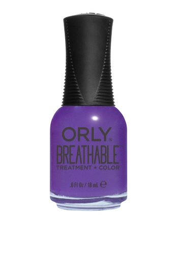 Orly purple Orly Breathable Nail Lacquer Pick-Me-Up 253B2BED0A44D8GS_1