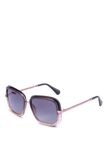 Hawkers gold HAWKERS Fusion Champagne GLAM Sunglasses 75F34GLE7AF85BGS_1