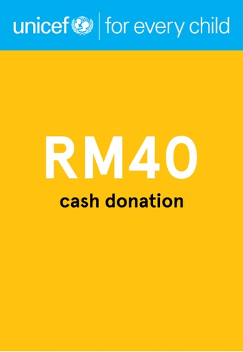 #ZALORACares UNICEF - Donation to fight COVID-19 (RM40) E7329AC5043224GS_1