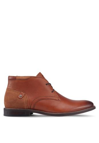 ALDO brown Adreini Boots 091D5SH12E06B8GS_1