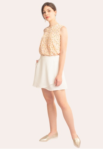 L'zzie pink LZZIE CAILY TOP - PINK 3B2E8AA7EC6EB7GS_1