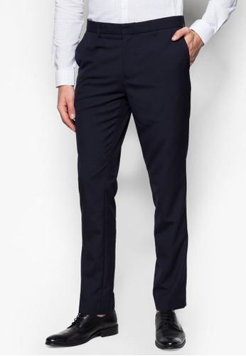 貼身西裝esprit outlet長褲, 服飾, 窄管褲