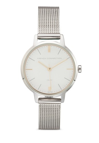 FC1255SM 網眼細帶手錶, 錶類, 其它錶esprit 童裝帶