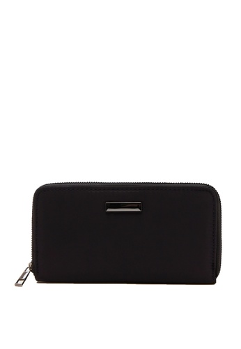 OVS black Wallet With Zip 253DDAC1FFDE53GS_1