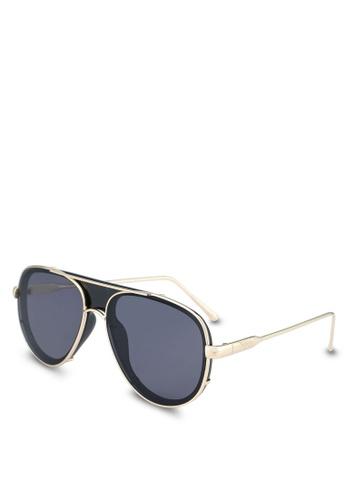 ALDO black Shanequa Sunglasses 42674GL34B4FE5GS_1