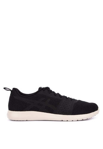 Asics black Kanmei Mx Sneakers 6675CSH281288FGS_1