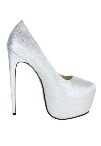 Jacque silver Party Silver Heel JA262SH88RVFMY_1