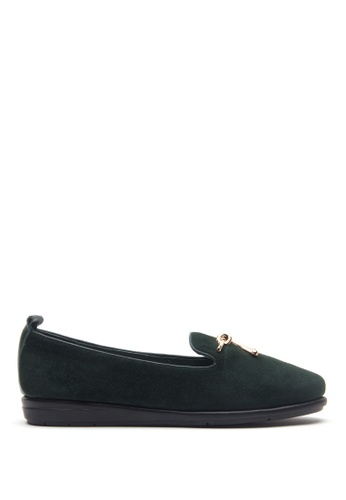 Emelyn green Kimberly Flats 07FBESH037E6D4GS_1