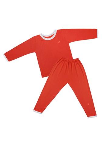 Echu Kids orange Echu Kids at home series Long Tangerine 29E85KA0C7B7F5GS_1