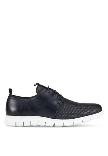 Dune London black Bolt Sneakers DU588SH0RE16MY_1